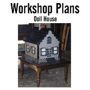 Doll House Plans - Electronic Download