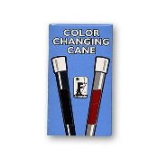 Color Changing Cane Black to Red