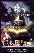 Abbotts 2007 Get Together Poster -SOLD OUT