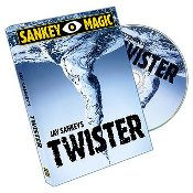 Twister (With Props and DVD) by Jay Sankey