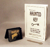 Haunted Key and Book