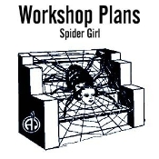 Spider Girl Plans - Instant Download