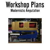 Modernistic Amputation Plans - Instant Download