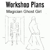 Magician Ghost Girl - Electronic Download