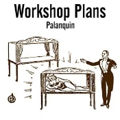 Palanquin Plans - Instant Download