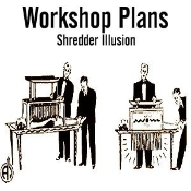 Shredder Plans - Instant Download