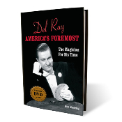Del Ray Book With DVD