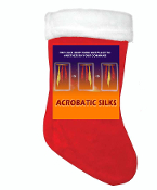$10 Stocking Stuffer Acrobatic Silks