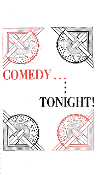 Instant Download - Comedy Tonight Book