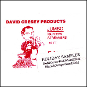 Holiday Sampler Jumbo Mouth Coil 46'