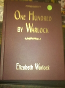 Used Book - One Hundred By Warlock