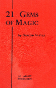 INSTANT DOWNLOAD -  21 Gems Of Magic