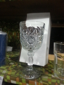 Mirror Goblet Crystal