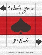Cardially Yours by Ed Marlo
