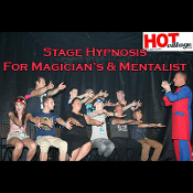 Stage Hypnosis for Magicians & Mentalists ebook DOWNLOAD