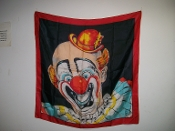 Gently Used Rice Clown Silk