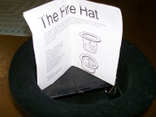 Gently Used Fire Hat