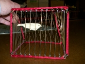 Reverse Auction Vanishing Bird Cage (Jay Marshall Collectible)