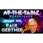 At the Table Live Lecture - Paul Gertner DOWNLOAD