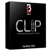 CLIP by Taiwan Ben