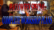 HALLOWEEN DOWNLOAD SPECIAL Abbott Complete Workshop Plans