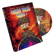 The Secrets of Packet Tricks (Worlds Greatest Magic) V1 DVD