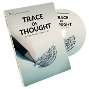 Trace of Thought (DVD and Props)