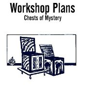 Chests of Mystery Plans - Electronic Download