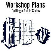 Cutting a Girl in Sixths Plans - Electronic Download