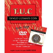Tango Ultimate Coin (T.U.C.) 2 Pounds W/ instructional DVD