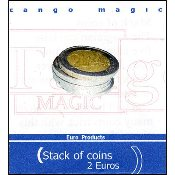Stack of Coins (2 Euro) by Tango