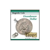 Magnetic Coin (Dollar) by Tango