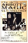 Abbotts 2006 Get Together Poster