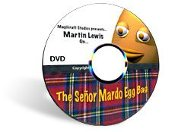 Senor Mardo Egg Bag by Martin Lewis