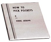 How to Pick Pockets by Eddie Joseph