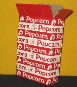 Pop Corn Dye Box
