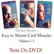 Easy to Master Card Miracles - Ammar