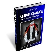 Quick Change Book (For Men)