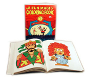 Royal Magic Coloring Book