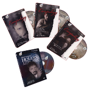 Escapology Volumes 1-3 + Bonus: Houdini Lives (4 DVD Set)