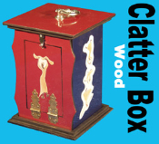 Clatter Box - Wood