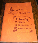 Stubby's Clown Book