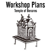 Temple of Benares Plans - Instant Download