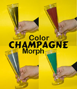Champagne Color Morph - 4 Changes