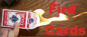 Fire Cards - Bicycle Poker