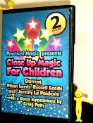 Closeup Magic For Children