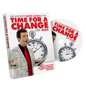 Time For A Change by Lee Alex DVD