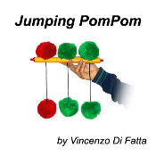 Jumping PomPom by Vincenzo DiFatta