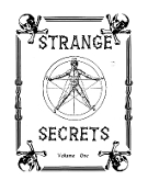 Instant Download - Strange Secrets Volume 1