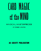 Instant Download - Card Magic of the Mind (Eddie Joseph)